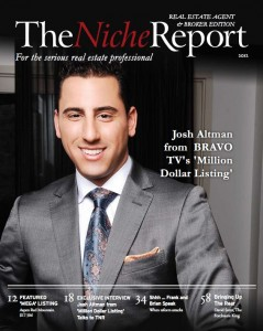 Josh Altman on March 2012 Cover of TNR