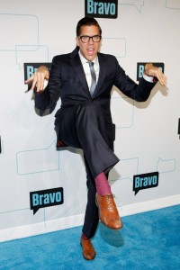 Fredrik Eklund and his famous ninja kick